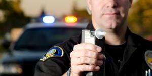 drunk driving breath test